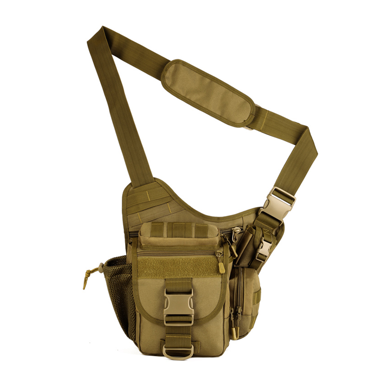 Hommes caméra Messenger sacs décontracté multifonction voyage sac à bandoulière mode militaire équitation Camouflage sacs à bandoulière K305