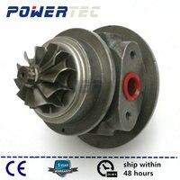 TF035 cartridge turbo CHRA for Hyundai Gallopper 2.5 TDI D4BH Elektronic 73Kw 2000 2003 turbocharger core 49135 04030