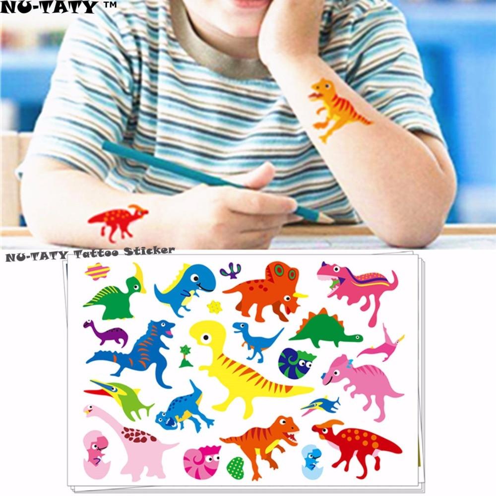 The Dog Team Child Temporary Body Art Flash Tattoo Sticker 10*17cm Waterproof Henna Fake Tatoo Car Styling Wall Tattoo Sticker