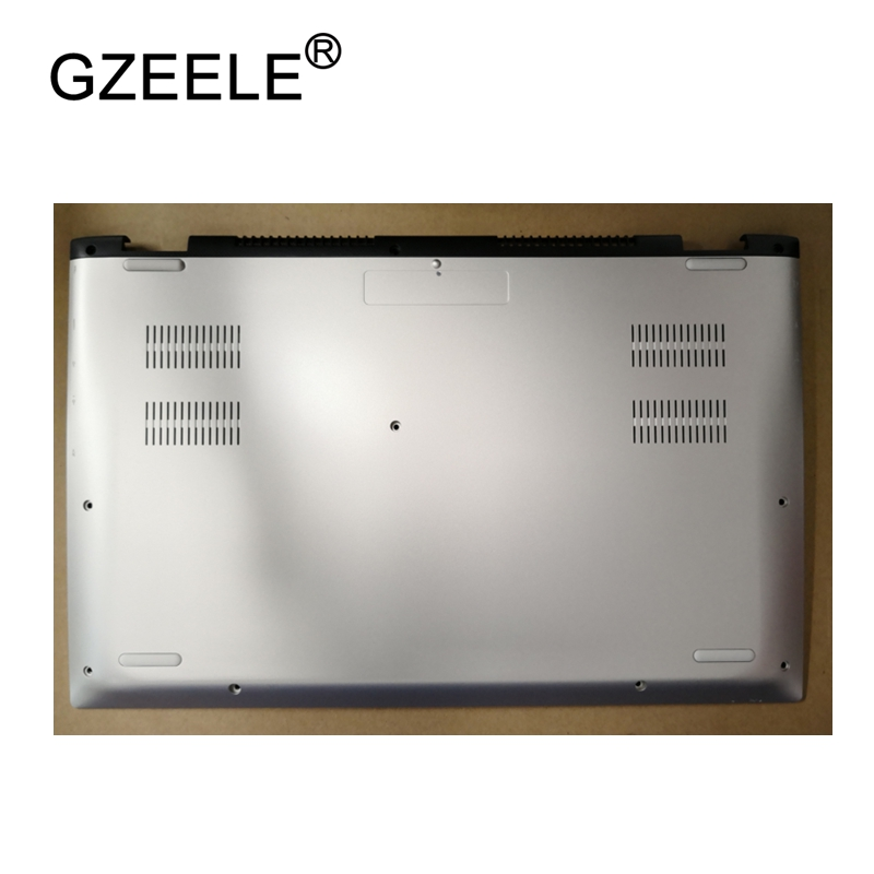 GZEELE New Laptop Bottom Base Case Cover For Toshiba P50W P55W P55W-C P55W-C5312 Base Chassis D Cover Case shell lower cover original new 15 6laptop lower case for hp omen 15 5000 series bottom cover base shell 788598 001 empty palmrest 788603 001