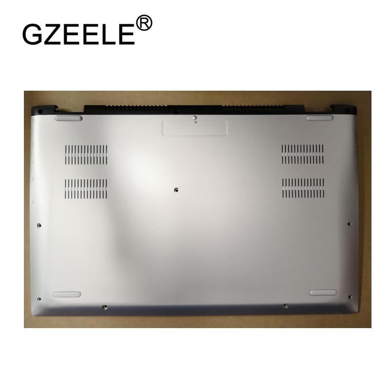 GZEELE Nouvel Ordinateur Portable Bas Cas De Couverture De Base Pour Toshiba P50W P55W P55W-C P55W-C5312 Base Châssis D Couverture coque inférieure couverture