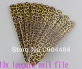 Nail File 10pcs/set Lime A Ongles Lixa De Unha Art Limas Para Manicura Archivadores Nagelvijl Professional Files Tools 510