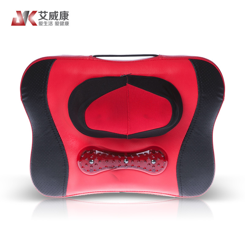 Hot!! Massage Pad Cervical Massage Device Neck Massage Cushion Household electric massage pillow For Sale Free Shipping healthcare gynecological multifunction treat for cervical erosion private health women laser device