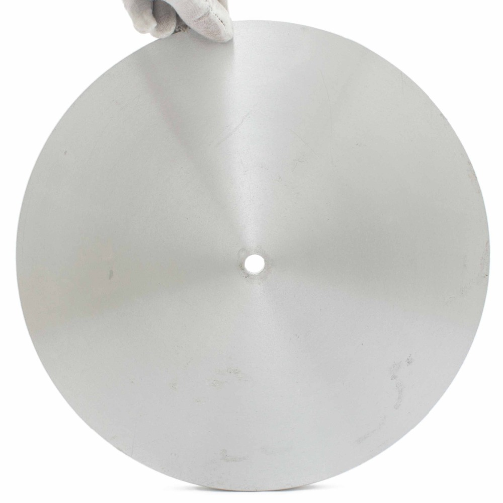12 inch 300 mm Aluminum Master Lap Grinding Pads for Diamond Flat Lap Disk Disc Wheels Abrasive Wheel a Machine Accessories
