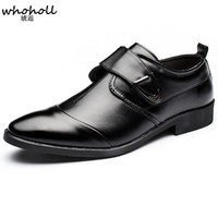 Cross Border Men S Shoes Super Size British Leather Shoes Fashion Shoes Overseas Taobao Explosions Recommended