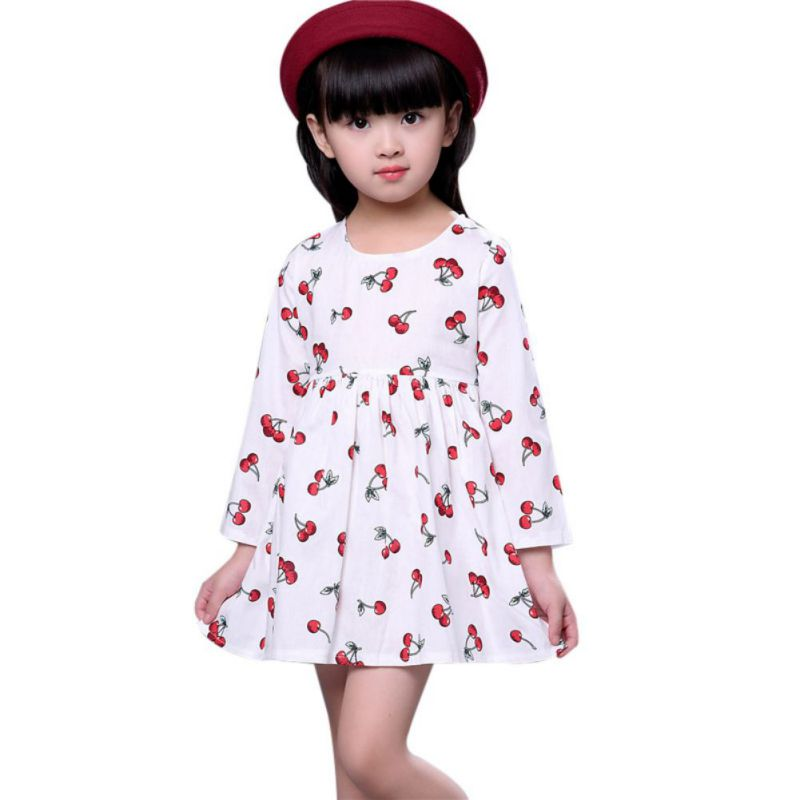 ᗗLos niños ocasionales lindos Niñas manga larga con Fajas lindo ...
