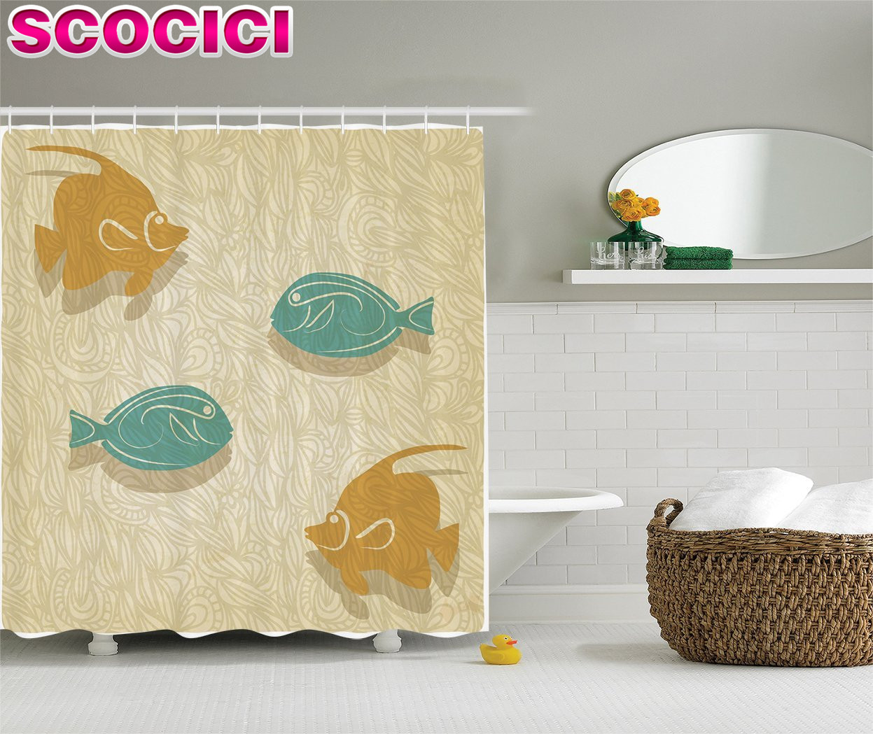 Bathroom Fish Decor Popular Aquarium Bathroom Decor Buy Cheap Aquarium Bathroom Decor