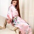 Плюс Размер S-XXL Халат и Пояс Пижамы Женщины Японские Кимоно Юката Сатин Vintage Robe Сексуальное Женское Белье Горячая Гейши Пижамы