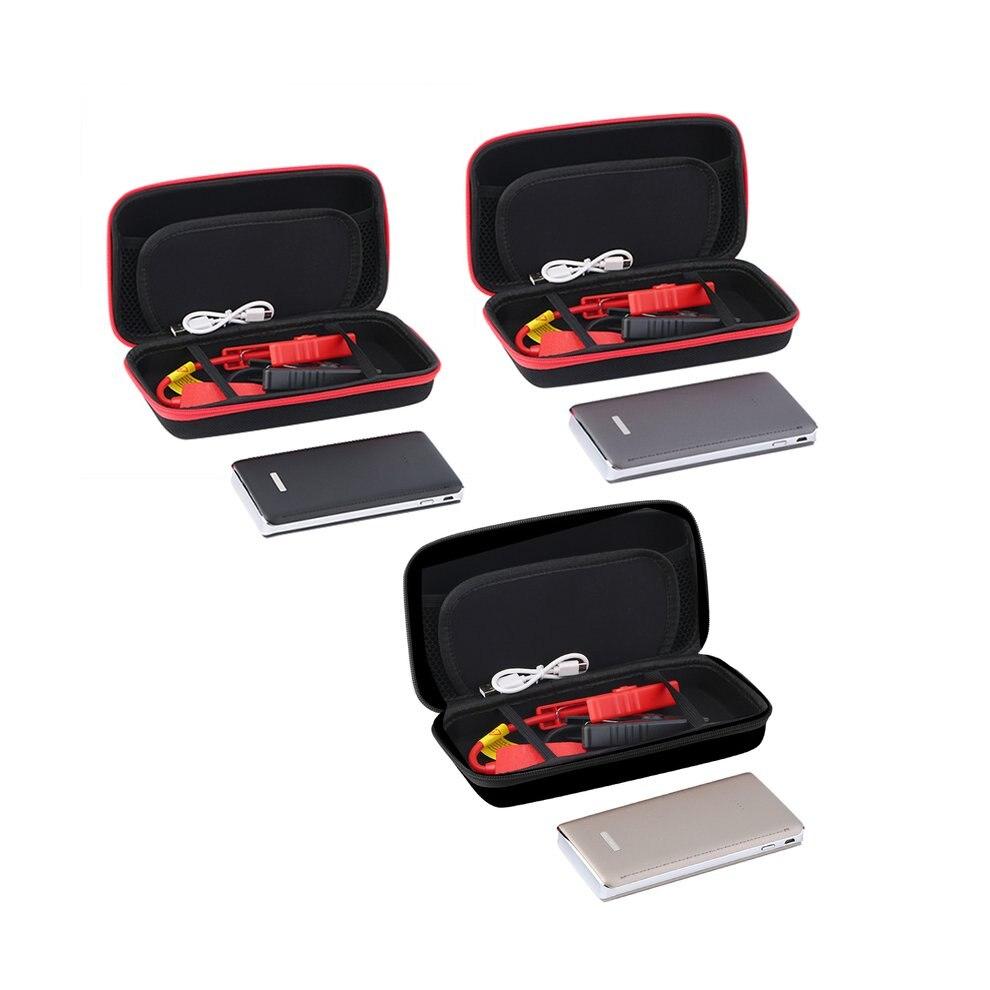 200A-360A Portátil Carro Saltar Starter Pack Reforço LED Carregador de Bateria Portátil Banco de Potência de Partida De Emergência fonte de Alimentação