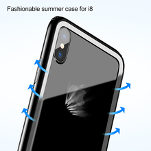 Baseus Hard And Soft Border Case For iPhone X