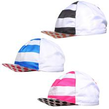 Buy HobbyLane Quick-Drying Polyester Cycling Hat Bicycle Cap for Men Women Breathable Multicolor Mesh Fabrics Hats Riding Hats directly from merchant!