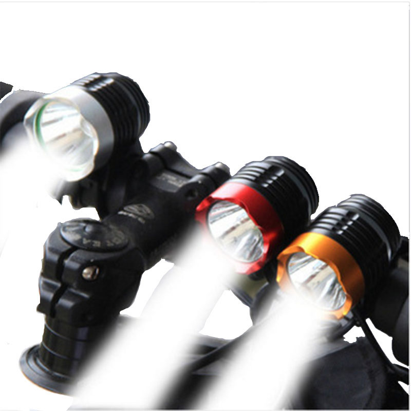 Bicycle Front Light LED Bike Light Safety Warning Bicycle Headlight Flashlight Cycling Lamp MTB Bike Accessories Lights Lamps