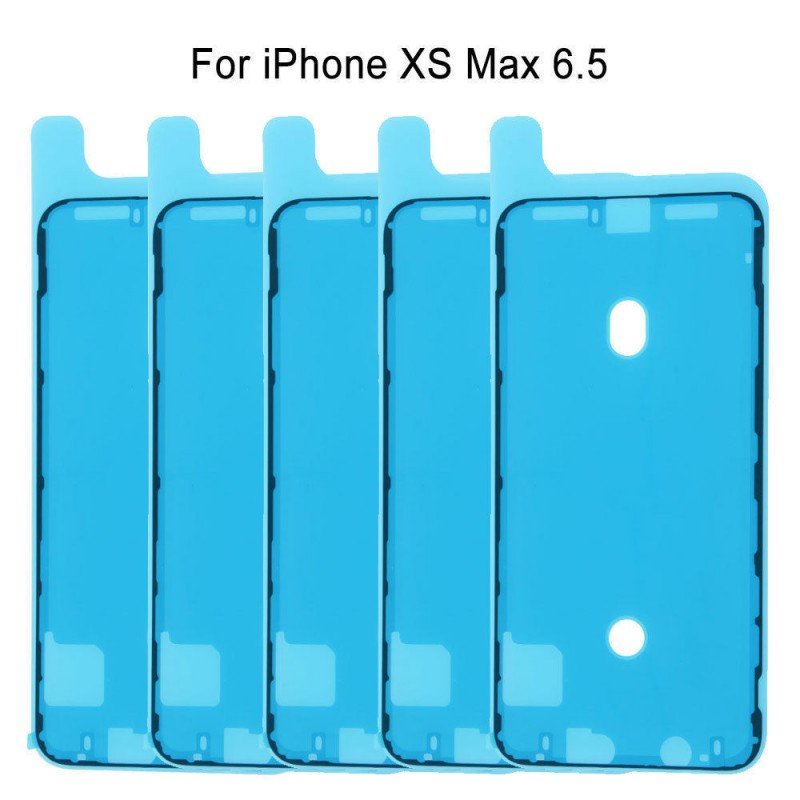 Waterproof Adhesive Sticker for IPhone X XS MAX XR 6 6s 7 8 plus LCD Display Frame Bezel Seal Tape Glue Adhesive 3M Repair Parts (6)