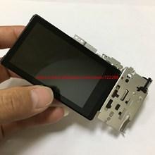 חלקי תיקון עבור Sony ILCE 6000 ILCE 6000L A6000 LCD תצוגת מסך יחידה עם Flip סוגר ציר להגמיש כבל