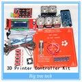 DRV8825 +Ramps 1.4 + Mega2560 R3 + Hot end 3D Printer Controller Kit For RepRap