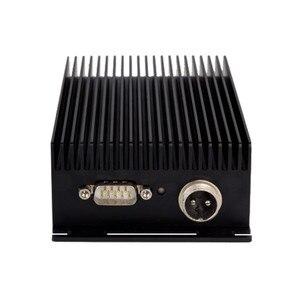 Image 5 - 19200bps long range wireless transceiver 433 rf transmitter and receiver 25W high power uhf vhf rs232 radio modem for Telemetry