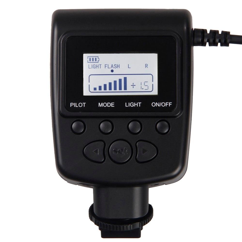 Travor Macro LED Ring Flash 48st RF-550E till Sony Old Minolta hetsko - Kamera och foto - Foto 3