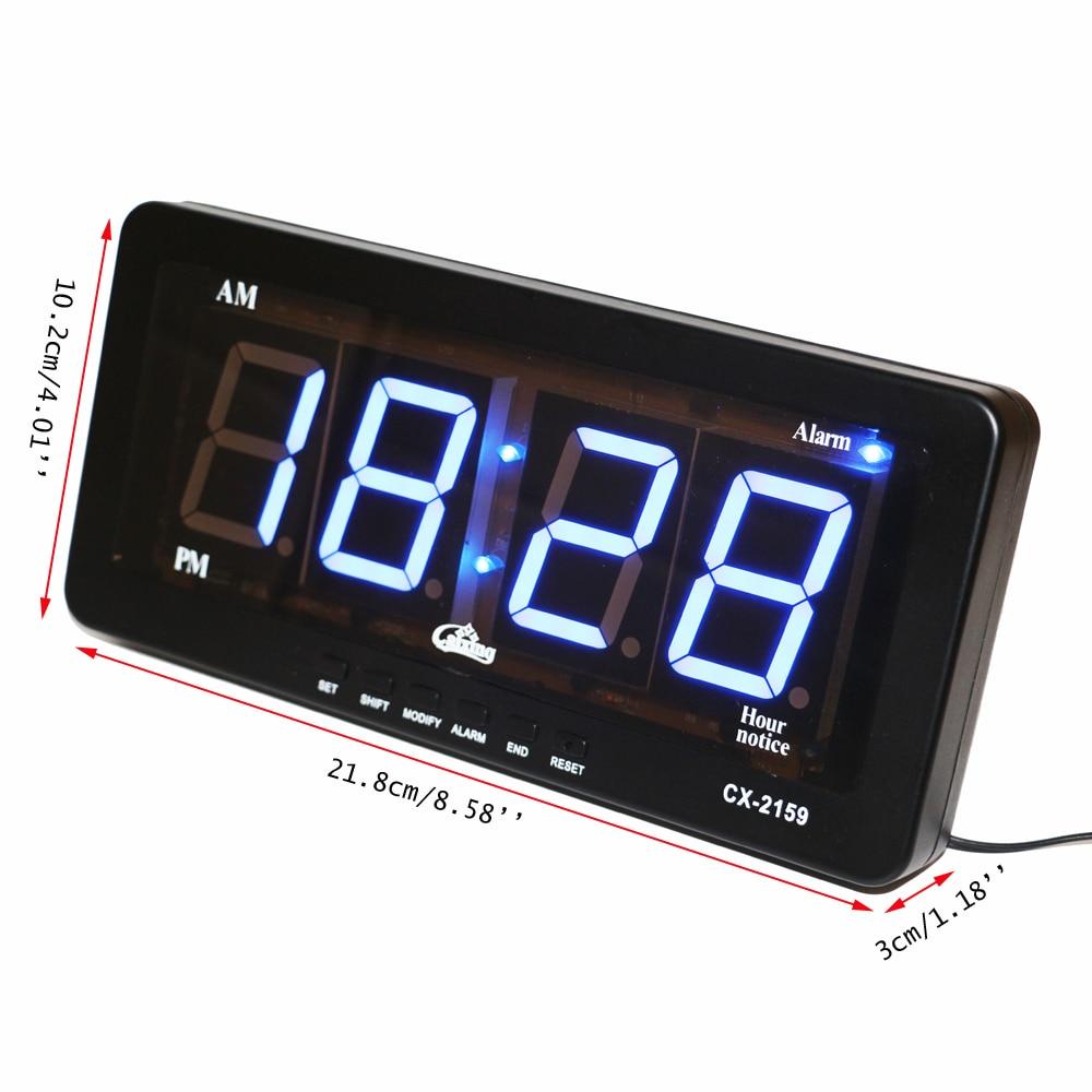 Medium Crop Of Easy To Read Wall Clock