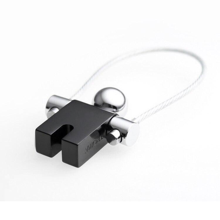 Germania Troika genuino set di cristallo di amore corda per saltare coppia chiave/cerchio corda per saltare piccolo anello chiave del metallo - 3