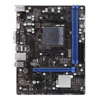 Motherboard A320M AM4 AMD Ryzen for AMD Desktop Mainboard Dual Channel DDR4 32GB Memory 2800 3000 3200 SATA 3.0 A320M VH M ATX