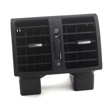 BBQ@FUKA Hot Sale Interior Car Centre Console Rear AC Air Vent Outlet For VW Touran 2003-2015 Caddy 2004 Big Discount the centre for fortean zoology 2004 yearbook
