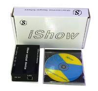 Comprar Iluminación láser con animación mostrar DJ mostrar software etapa láser que mostrar V3 64 poco ILDA SOFTWARE + USB a ILDA USB de la caja de interfaz