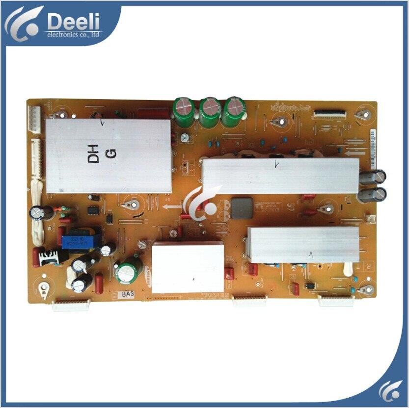 95% new original for 3DTV51858 PS51D450A2 Y board LJ41-09423A LJ92-01760A good working uesd original plate 50hw yb03 50hw yd09y lj41 05308a lj92 01516a buffer board