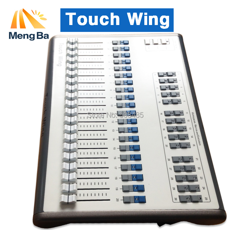 Professiona Touch Wing Light DMX Console DMX Controller Support All Titan Console Touchwing Tiger Touch Wing DMX Console