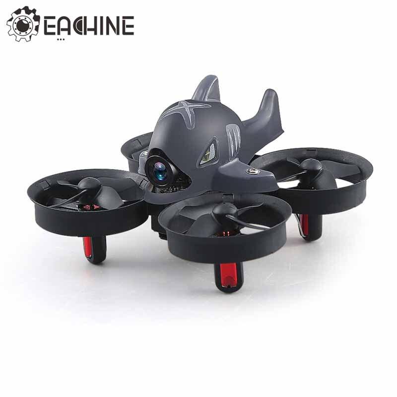 Hot New Eachine E010S PRO 65mm 5.8G 40CH 800TVL Caméra F3 Intégré OSD Haute Tenue Mode RC Drone Quadcopter DIY VS E010 E013 Jouets