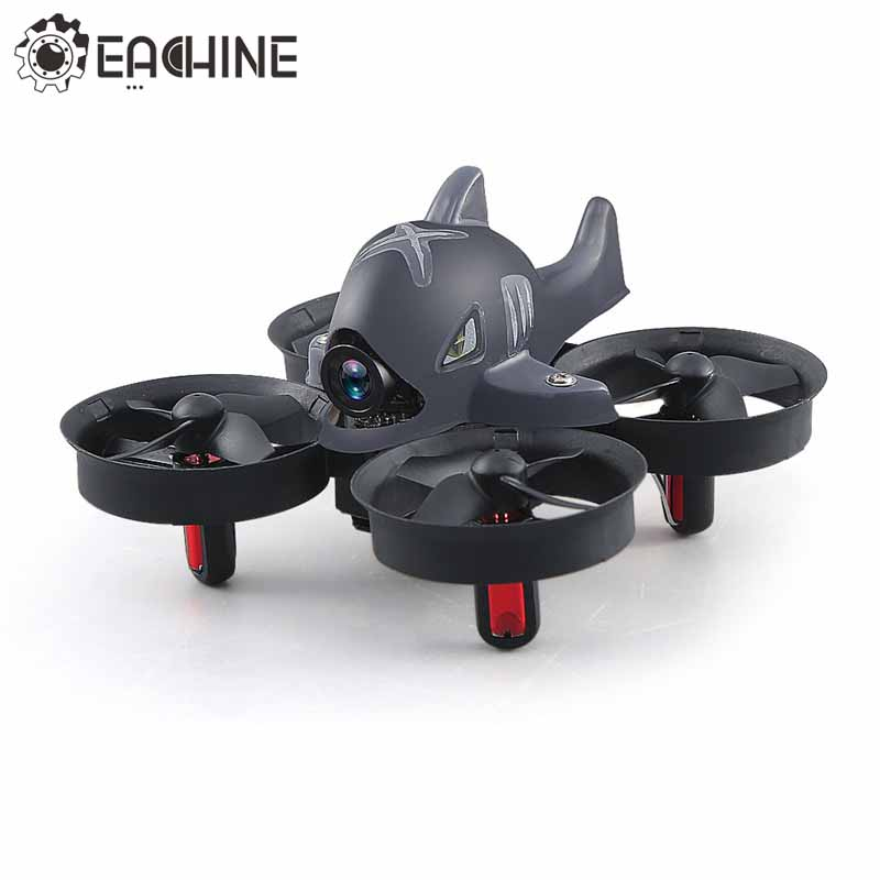 Hot New Eachine E010S PRO 65mm 5.8G 40CH 800TVL Camera F3 Built-in OSD High Hold Mode RC Drone Quadcopter DIY VS E010 E013 ToysRC Helicopters