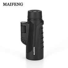 New Arrival Protable Waterproof 10X42 HD Monocular Telescope High Powe