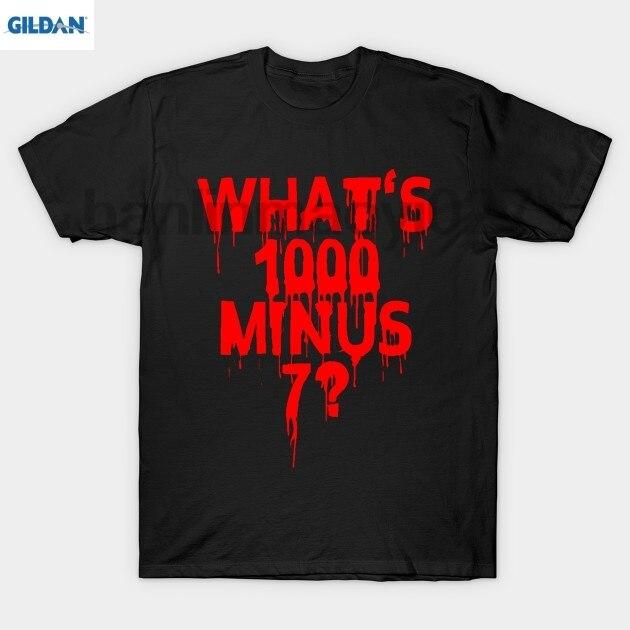 GILDAN Tokyo Ghoul 100 Minus 7 T Shirt