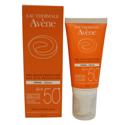 Avene Eau Thermale Solaire High Protection Milk SPF 50+ Sensitive Dry Skin 50 ml