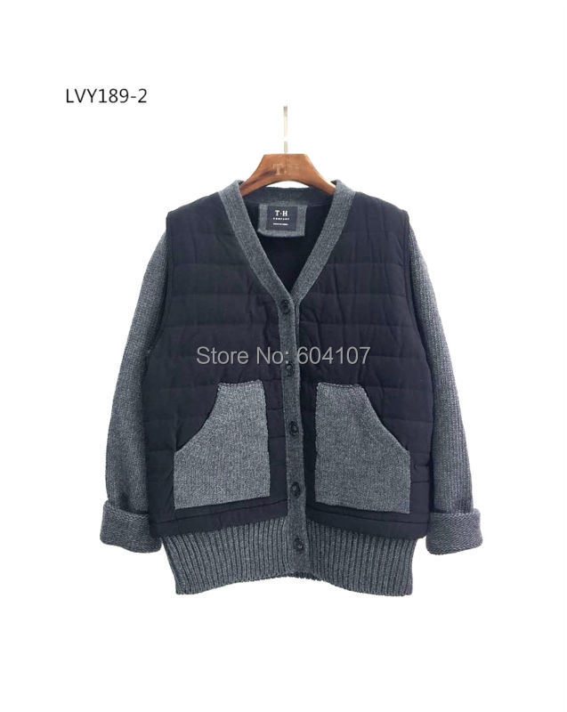 Women's Quilted Bomber Jacket New Casual Short Down Knitted Long Sleeve Open Front Button Classic Solid Padded Coat Black calvin klein new white black open front women s 12 textured jacket $149 038