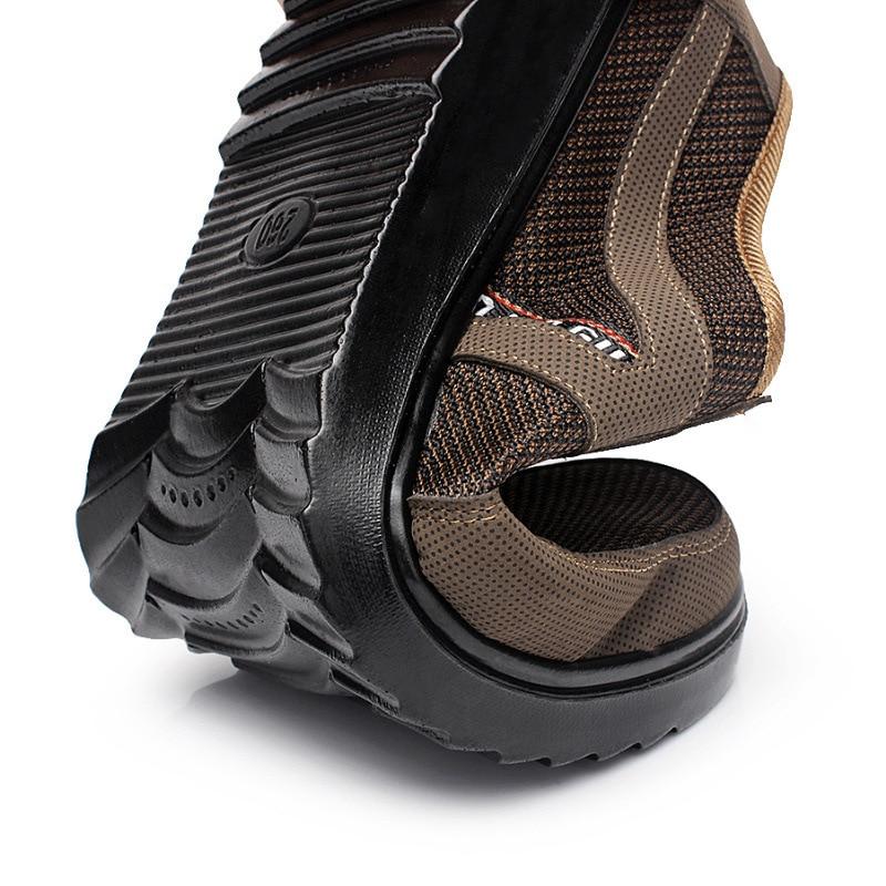 Sneak Appartements Marque Tenis Chaussures Glissement Zapatos Marron Respirant Confort Adulte vert Sur En Hommes Hombre Sapato Solide Caoutchouc Masculino Adulto qAq8Tw