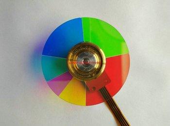 NEW Original Projector Color Wheel For BenQ W703D W714ST W1050