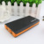 Dcae 4-usb real 15000 mah banco móvil de la energía de batería de reserva externa del cargador del teléfono para xiaomi iphone 5s 6 s 7