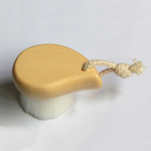Face Deep Cleansing Soft Fiber Mild Brush Massager Facial Care Skin Pore Clean Brush