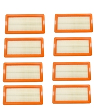 filter for vacuum cleaner 8 Pcs Karcher Filter For Ds5500,Ds6000,Ds5600,Ds5800 Robot Vacuum Cleaner Parts 6.414-631.0