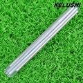 KELUSHI Hight quanlity50PCS cada Paquete Reforzada termocontraíble cubierta protectora BSkin línea de tubo de fibra de doble aguja de 60mm