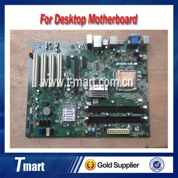 ФОТО 100% working Desktop motherboard for DELL G45A01 420 G45 775 R038D System Board fully tested