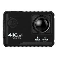 1080 P 60fps 4 К WI FI Открытый Спорт Действие Камера UHD 2.0 'ЖК дисплей 170D подводный Водонепроницаемый Спорт видеокамер С GPS