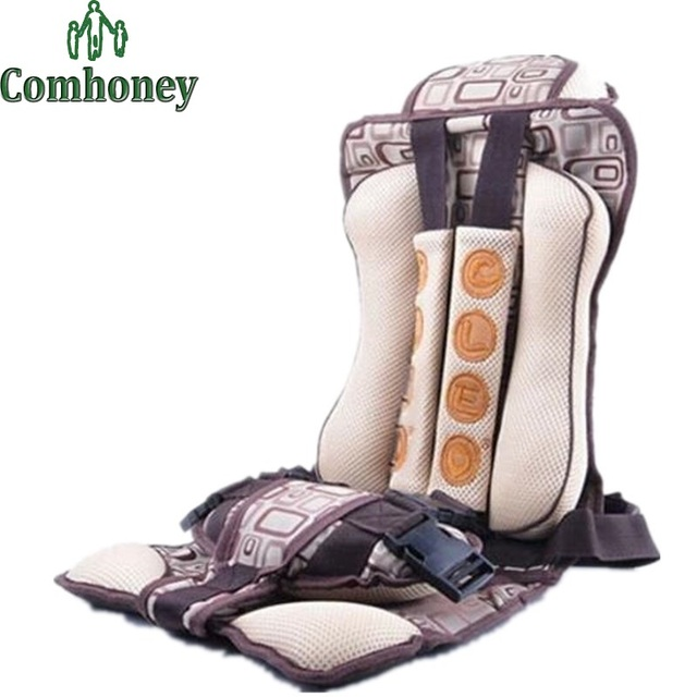 Booster Seat for Baby Polyester Portable Foldable Child Safety Car Seat Infant and Toddlers Adjustable Chair Carrier Baby Care