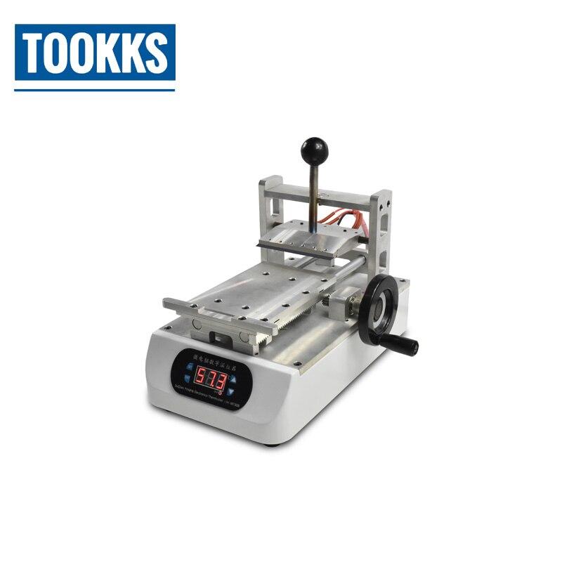 все цены на 7 inch 200W LCD OCA Glue Removing Machine Polarizer Remover for LCD Refurbish