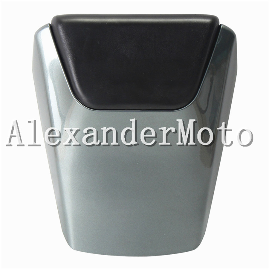 For Yamaha YZF600 YZF 600 R6 1998 1999 2000 2001 2002 Gray Motorcycle Rear Seat Cover Cowl Solo Motor Seat Cowl Rear Bike