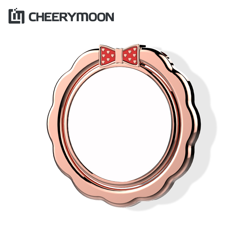 CHEERYMOON Fast Ship 2PCS Butterfly Holder Universal Phone