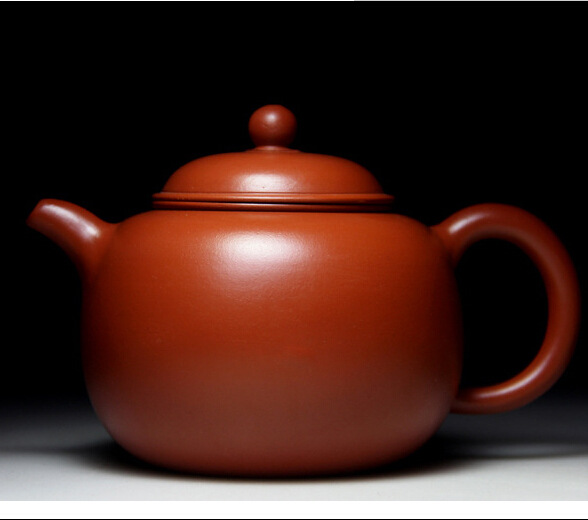 Authentic Yixing teapot statue famous handmade teapot Zhu Ni ore crafts pot 485