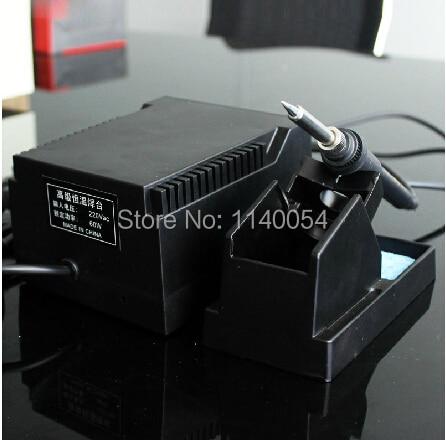60W 110V / 220VAC 936 termostatinis litavimo stotis, antistatinis - Suvirinimo įranga - Nuotrauka 2