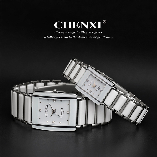 2018 CHENXI Watch Women Famous Watches Men Top Brand Luxury Wristwatch Male Fema