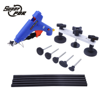 Super PDR Tools New Arrival Car Paintless Dent Repair Glue Gun Pulling Bridge Glue Sticks Set